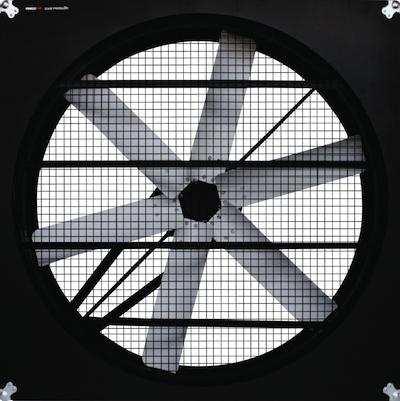 Stage LED Fan